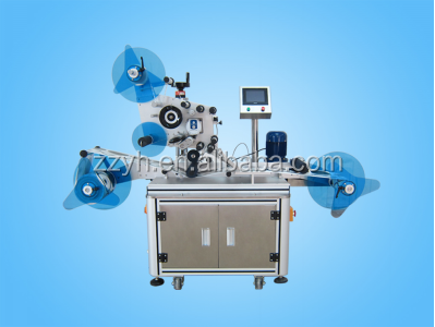 Colorful Peel Off Labels Pvc Card Embosser Machine
