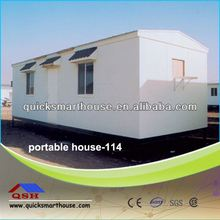 Cost-effective Australian standard prefabricated house of military