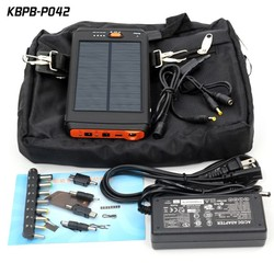12000mah New Solar Power Bank Portable Bag Phone Charger Mobile Phone Power