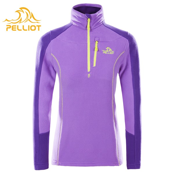 OEM ODM Custom Women Winter Sportswear Jackets Polar Fleece Jacket