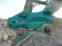 ISO-certified 4-45 ton excavator bucket quick coupler
