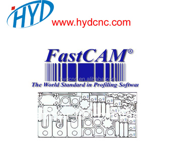 Hot sale FastCAM professional version nesting software for plasma flame cutting