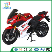 2016 2 wheels 2*72v 20AH cheap quickly electric assisted bicycle electric motorcycle price electric moped/bike for sale