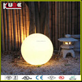 outdoor ball light waterproof glowing led ball plastic light ball factory direct supply