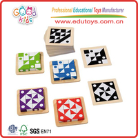 2017 High Quality Wooden Puzzle Educational