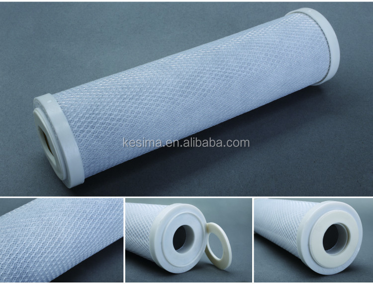 Activated Carbon Fiber Filter Cartridge for argan oil / peanut / soybean / sesame / palm oil filter