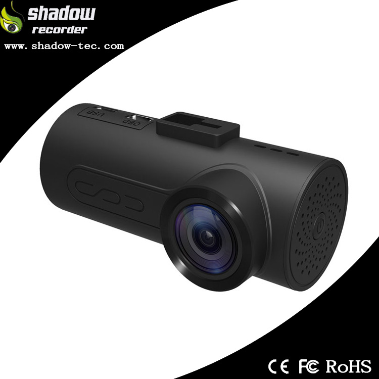 Shadow2plus wireless security <strong>1080p</strong> hd hidden mini camera wifi dash cam pro with hud function