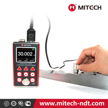 MT660 Multi-function Ultrasonic Thickness Gauge with adjustable backlight