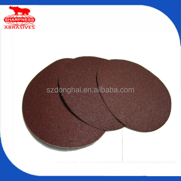 HD407.2 quality disc sanding paper for marble