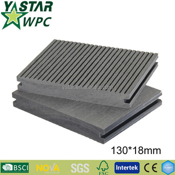 chinese cheap wpc flooring outdoor good quality