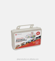 Emergency Kit Emergency Preparedness kit-167pcs , hard case