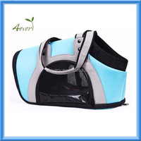 100% Canvas Coffee Dog carrier pet carrier cat carrier