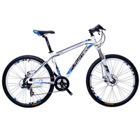 Best price! TWITTER 26er Aluminium bicycle TZ50 R-derailleur the mountain bike