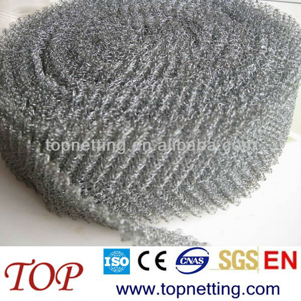 knited wire mesh rolls