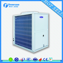 High efficiency long life span classic type air to water heat pump