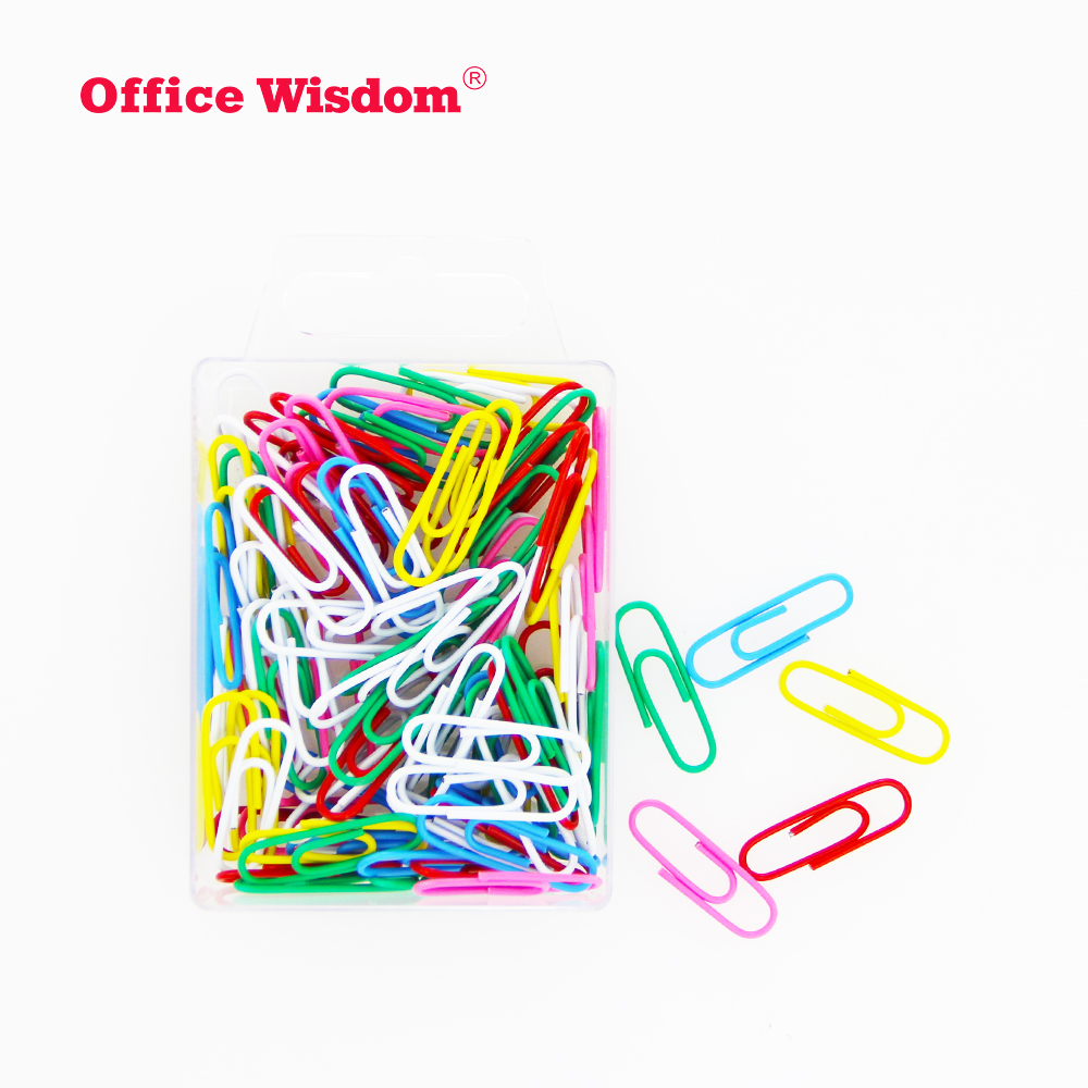 paper clip holder Durable plastic paperclip holder can hold up to 100 regular-size paper clips and one pad of sticky notes  black plastic with a rubber gray base dimensions: 2125h x 675w x 3875d.