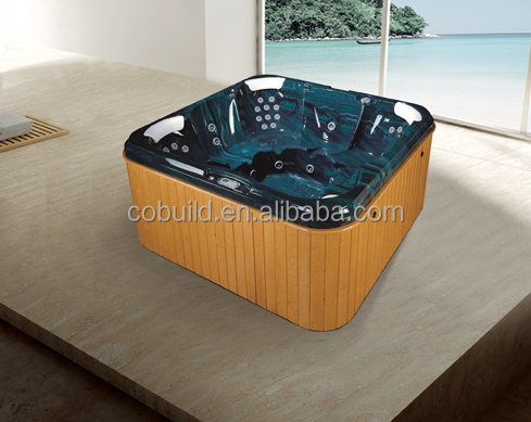 K-668 Outdoor Spa 5 Person Family Acrylic Whirlpool Massage Royal Bathtub, free sex usa massage hot tubex massage hot tub