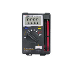 VICTOR VC921 Auto Range DMM Integrated Personal Handheld Pocket Mini Digital Multimeter