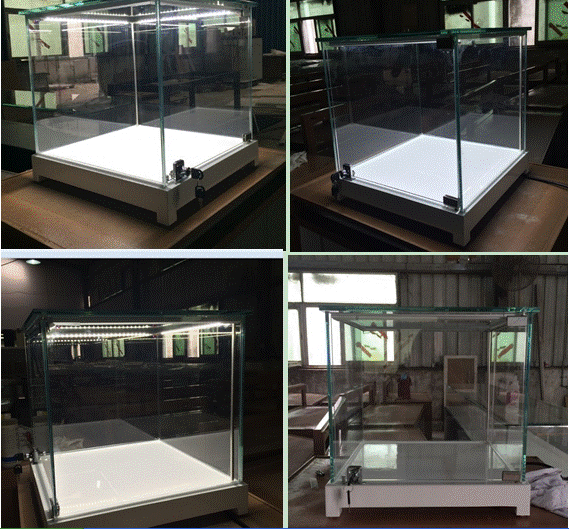 Glass Display Cabinet for sale for jewelry display