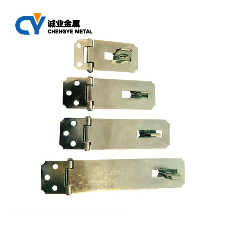 factory over 20 years,supplying of door hasp and staples