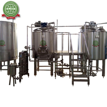 3-5 years warranty 2 or 3 BBL Electric Brewing System