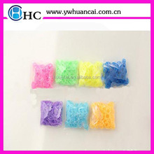 New design DIY bracelet and fashionable rubber loom bands suppiler,high quality loom bands