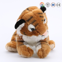 Specially-made high quality giant giant stuffed tiger toy