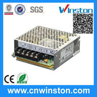 RS series HOT SALE power supply 50w model:RS-50-48 50w 48v dc 1A single output stable output performance with ce certification