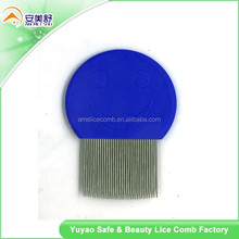 The best Stainless Steel Needles for kids Fine-tooth nit Lice Removal lice comb