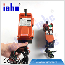 F21-E1 waterproof single speed overhead crane hoist wireless radio industrial remote control