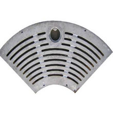 casting iron bottom grid ductile grey gray cast iron tree grates
