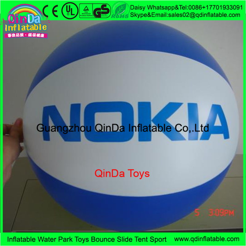Guangzhou Factory Cheap inflatable helium sky balloon,Inflatable floating advertising balloon