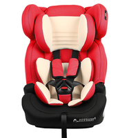 Race class 5-point safety belt kid secure car seat Adjustable backrest fitted to different angles of different vehicles