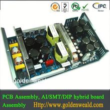 hair straightening pcba PCB assembly with terminal