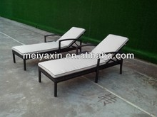 Outdoor Furniture Garden rattan lounger wicker daybed patio benches