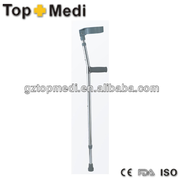 walking cane gun /aluminum elbow crutches