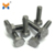 Hexagon Head Bolts DIN 933 Grade 8 Hex Bolt Plain Finish