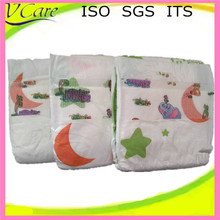 Large Capacity Disposable Baby Diaper In Bulk Supplier