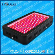Vegetative and medical plant 300w rectangle shaped Led Grow Lights /LED Panel Grow Lamps