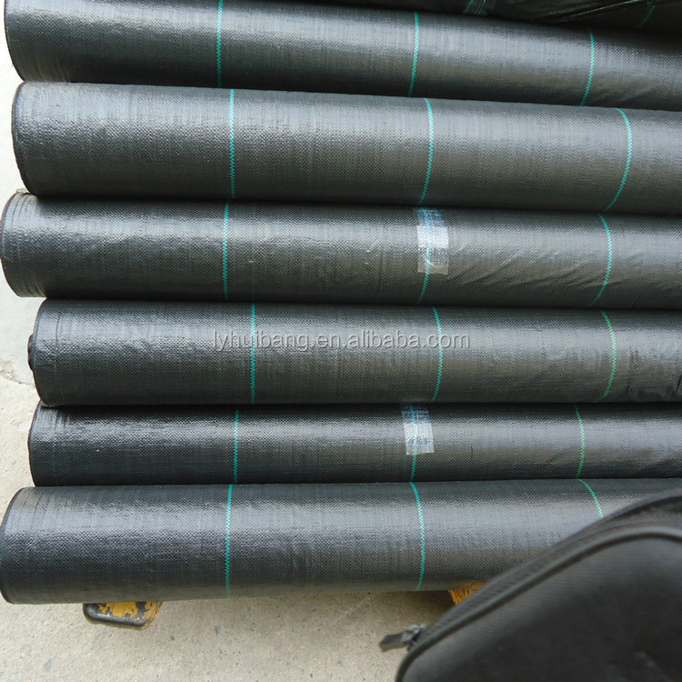 China manufacturer wholesale weed barrier fabric/weed stop fabric