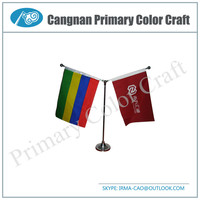 High Quality flag for table table top flags Various national