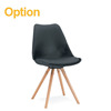 Different shape nilkamal plastic miniature designer chairs