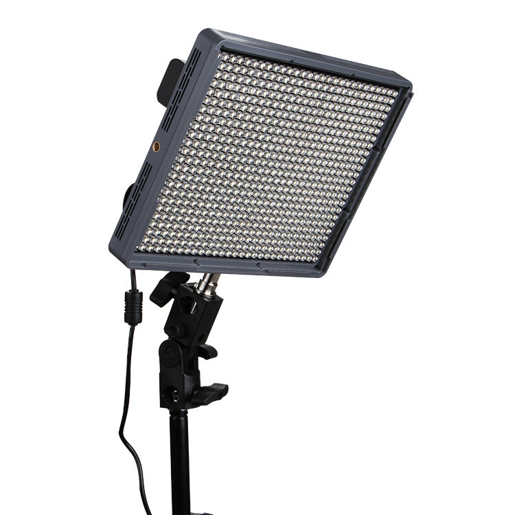 New! Ultra Slim 45W Dimmable LED Panel Video Light with Remote Controller