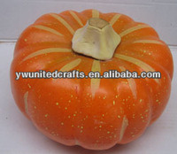 2013 hot sell artificial vegetable,synthetic pumpkin,home and office decoration fake fruits
