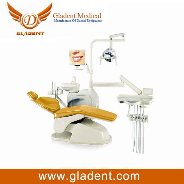 Chinese Tusted Quality Dental Chair Dentist Best Choice dental unit spare part Gladent Foshan China Brand Product