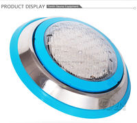 12V ip68 RGB swimming pool led deck light with remote control