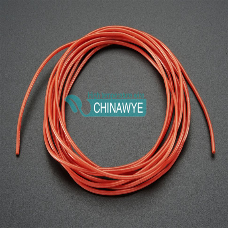 Model Plane Application AWG14 2.0mm2 Flexible Silicone Rubber Insulated Wire Cable