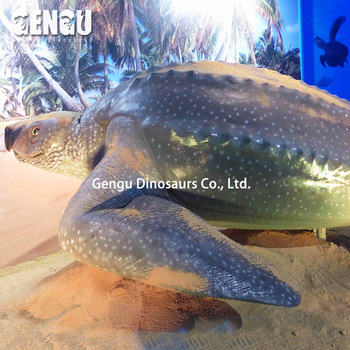 Marine Animal Model Lifesize Robotic Animal For Sale