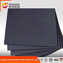 Aluminium foil covered rubber foam plastic for roof Wall