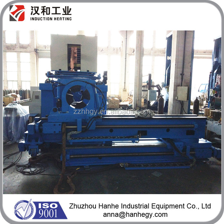 WGYC-426 Induction Heating Pipe Bending Machine CNC for bends